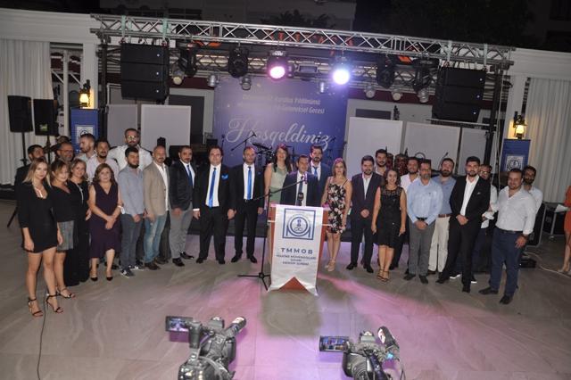 Mersin'de Makine Mühendisleri Odası 67. Yılını Kutladı