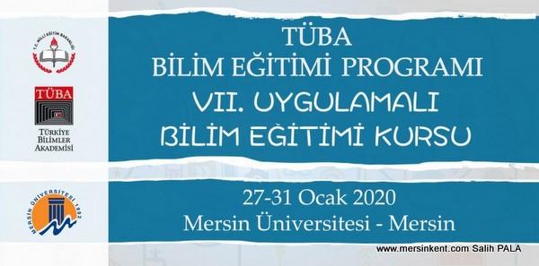 Mersin'de Öğretmenlere Uygulamalı Bilim Eğitimi Kursu