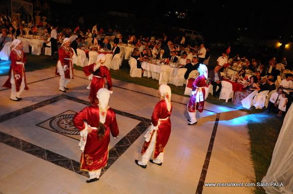 Mersin'de Özgürlük ve Barış Bayramı Resepsiyonunda Büyük Coşku