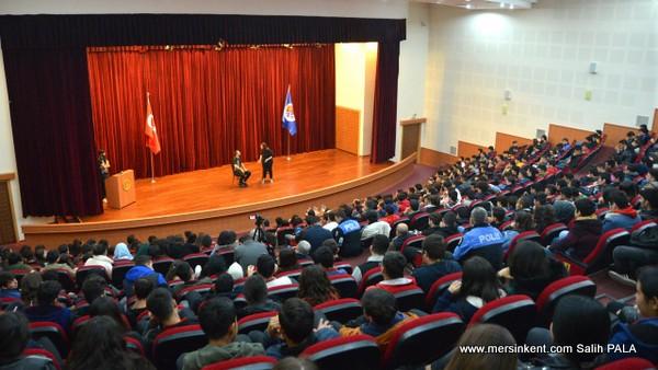 Mersin'de Polisimle Tiyatroda Buluşuyoruz Etkinlikleri
