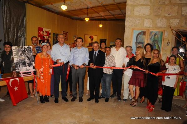 Mersin'de  Sanat Günleri Başladı