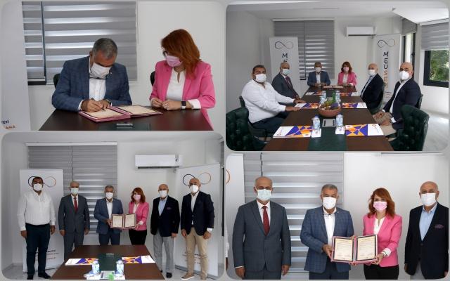 Mersin'de Şirketlerin Verimliliğine Yönelik Eğitimler Başlıyor