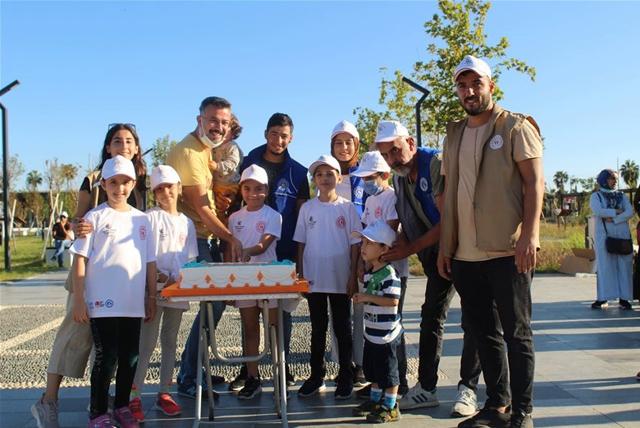 Mersin'de Spor İle Sosyal Uyum Festivali Yapıldı