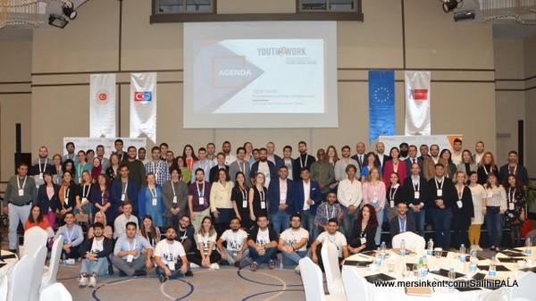 Mersin'de Uluslararası Genç Girişimciliği Konferansı