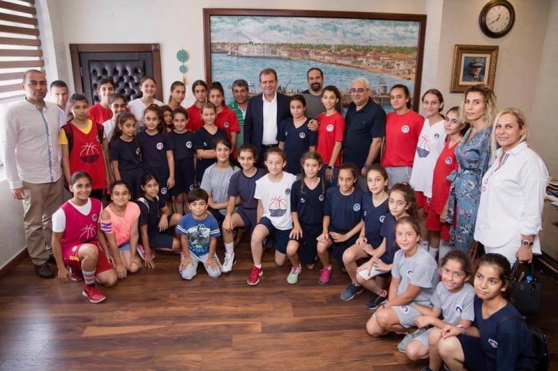 Mersin'de Yeni Spor Kulübü Kuruluyor