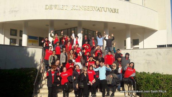 Mersin'de Ziçev Dünya Engelliler Günü'nde Farkındalık Yarttı