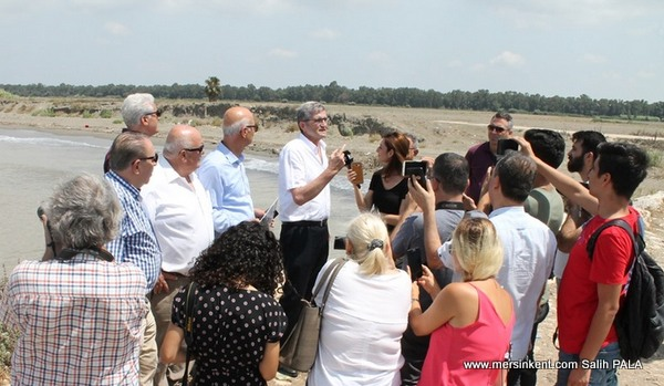 MESİAD,Kazanlı Turizm Bölgesinde İncelemelerde Bulundu