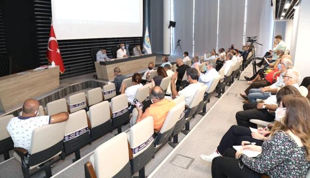 Mezitli Belediye 2022 Yılı Bütçesi Oybirliği İle Kabul Edildi