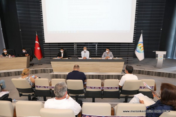 Mezitli Meclisinde Komisyon Seçimleri Oybirliği İle Yapıldı