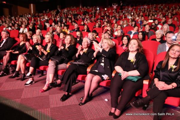 Mezitli Soroptimist Kulübü, Güçlü Kadınları İçin El Ele