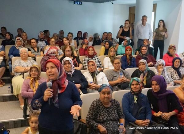Mezitlili Üretici Kadınlar  Kooperatifleşme Yolunda