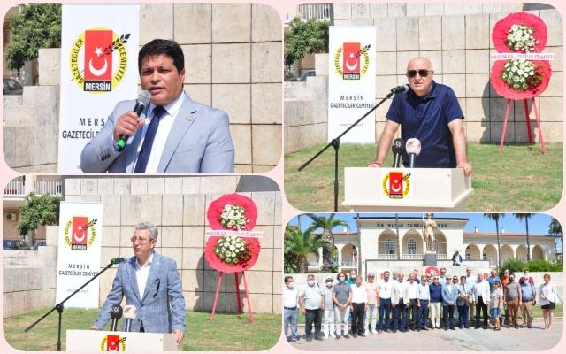 MGC, 24 Temmuz Basında Sansürün Kaldırılışın 113. Yıldönümü Töreni Gerçekleştirdi