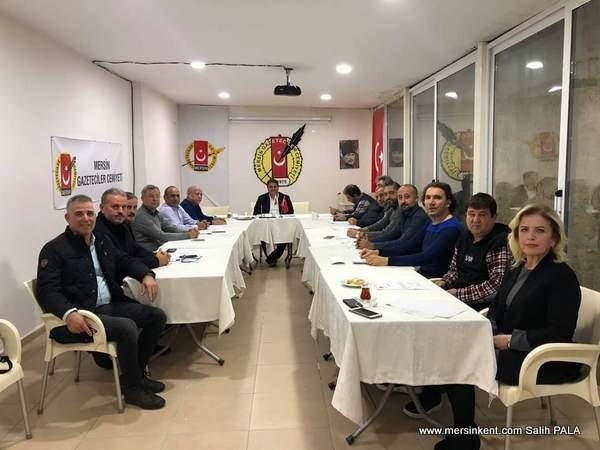 MGC, Üyeleriyle Kahvaltıda Buluşuyor