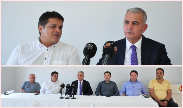 Milletvekili Baki Şimşek'ten MGC'ye Ziyaret