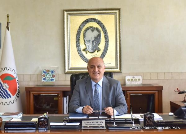 MTSO Başkanı Ayhan Kızıltan, Kurban Bayramını Kutladı