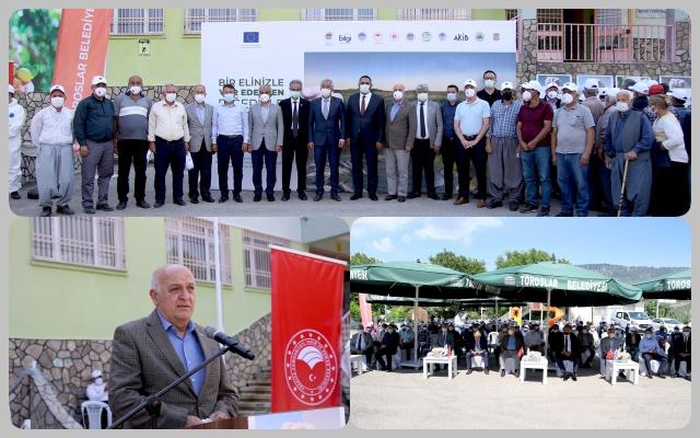 MTSO Başkanı Kızıltan, Tarımda Öncelik Sürdürülebilirlik