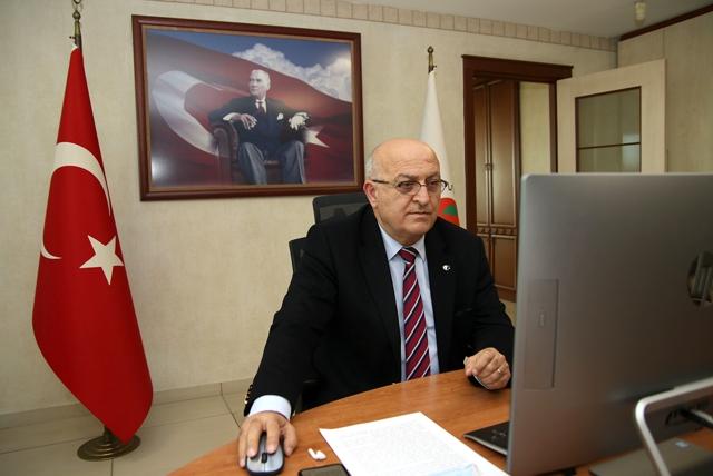 MTSO Başkanı Kızıltan, Nakliyeciler Sitesi Modern Lojistik Merkezine Dönüşmeli