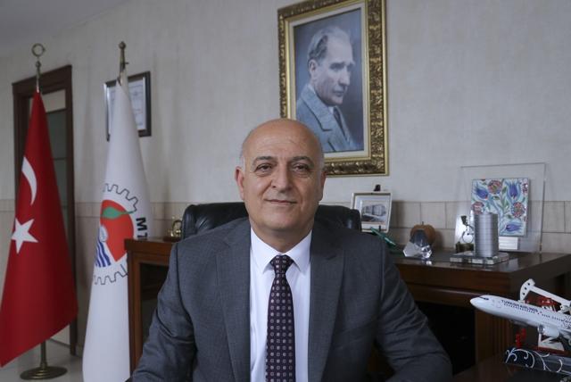 MTSO Başkanı Kızıltan, Haklı Mücadele Haksızlığı Bitirdi