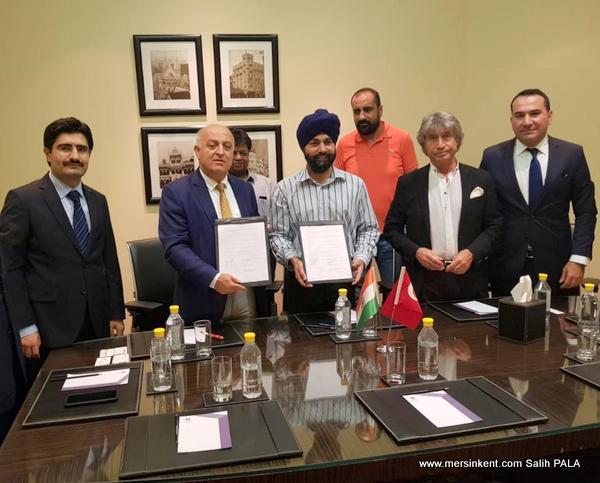 MTSO , ICIB İle İşbirliği Protokolü İmzalandı