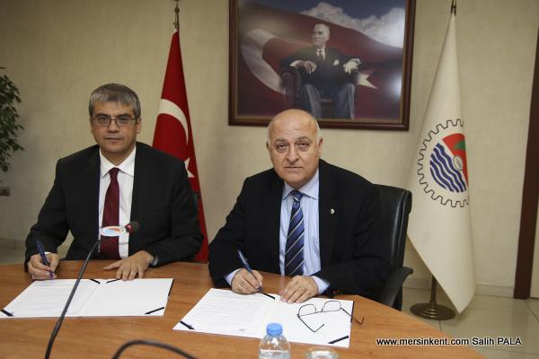 MTSO ile Tarsus Üniversitesi İşbirliği Protokolü