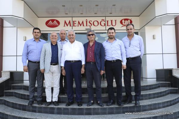 MTSO, İSO Listesine Giren Firmalarına Ziyarette Bulundu