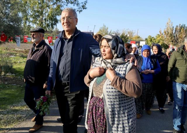 Orman Talanına Başkan Tarhan'ın Çığlığı