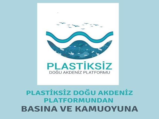 PDAP'DAN PLASTİKSİZ AKDENİZ