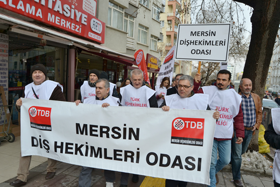 Sağlıkta Şiddet Hız Kesmeden Devam Ediyor; Dün Bursa'daydı, Yarın Nerede?