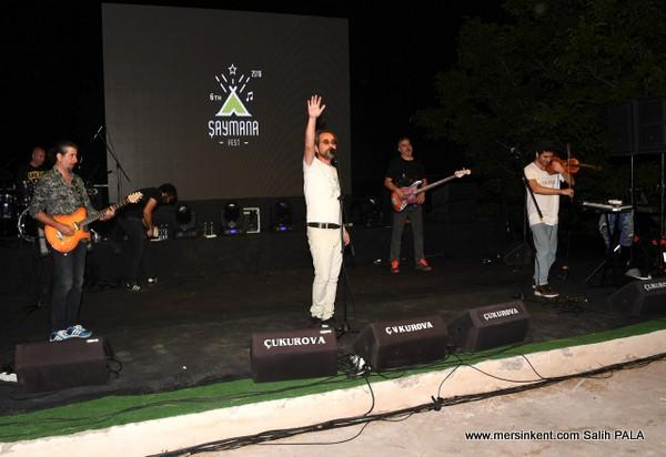 ŞAYMANA FESTİVALİ'NE BÜYÜK İLGİ