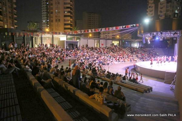 Soli Güneş Festivalinde Kültürler Buluşması