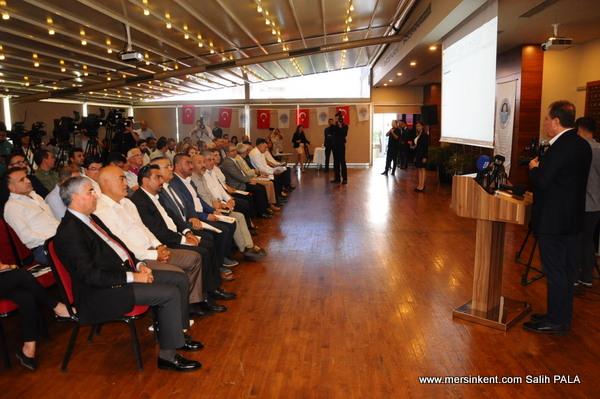 Stratejik Taslak Plan Tanıtım Toplantısı Yapıldı