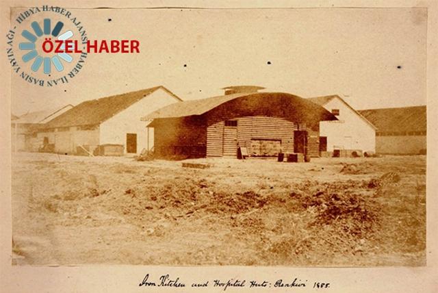 Tarihte İlk Prefabrik Hastane Çanakkale'de Kuruldu