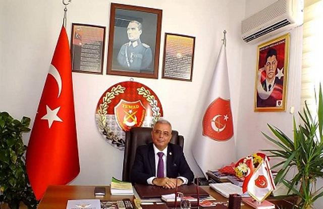 TEMAD MERSİN KIBRIS BARIŞ HAREKATI'NIN 47. YILDÖNÜMÜNÜ KUTLADI