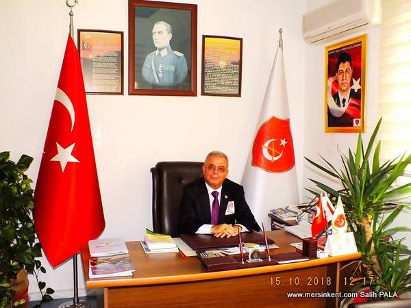 TEMAD Mersin, KKTC'nin Kuruluşunun 36. Yılını Kutladı