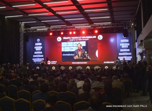 TOBB Türkiye Teknoloji Buluşmaları Toplantısı