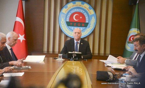 Türkiye Ziraat Odaları Birliği Genel Başkanı Bayraktar, Kurbanlık Fiyatlarını Açıkladı