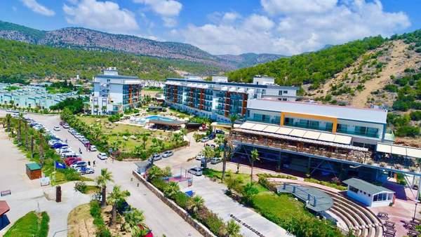 Ulu Resort Hotel,Sağlıklı Güvenli Turizm Belgeli Yeni Sezonu Açtı