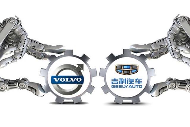 Volvo,  Geely İle Birleşme Kararı
