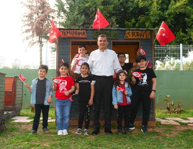 Yenişehir Belediye Başkanı Özyiğit, Ramazan Bayramı'nı Kutladı