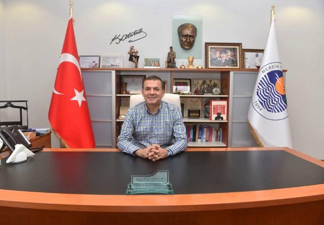 Yenişehir Belediye Başkanı Abdullah Özyiğit', 24 Temmuz Basın Bayramı'nı Kutladı