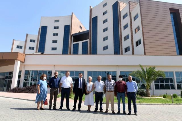Yenişehir Belediyesi 400 Üniversite Öğrencisine Misafirhane Açıyor