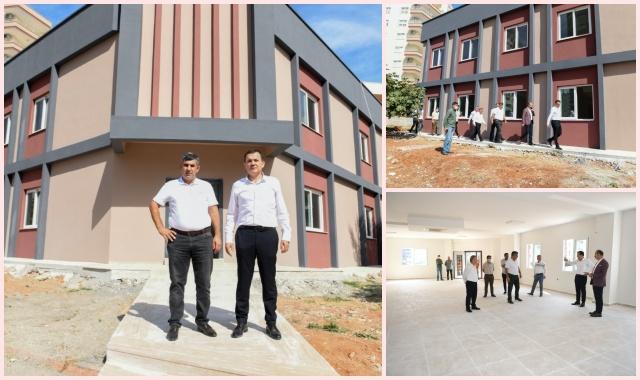 Yenişehir Belediyesi Kültür Kompleksinde Sona Yaklaşıldı