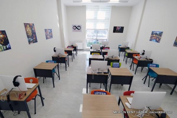 Yenişehir Belediyesinden Öğrencilere  EBA Desteği