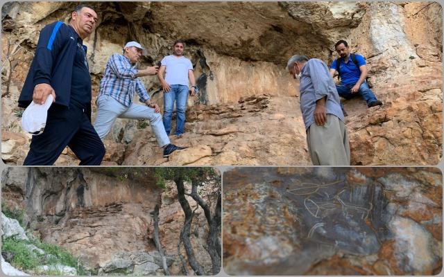 Yenişehir Belediyesi Sekiz Bin Yıllık Mağara Resimlerini Tescil Ediyor