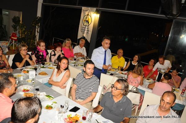 Yenişehir Lions Kulübü'nün Anlamlı Buluşması