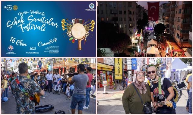 Yenişehir, Sokak Sanatçıları Festivaliyle Buluşuyor