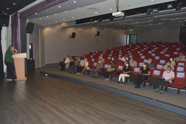 Yenişehir'de Muhtarlardan Sıfır Atık Projesine Destek