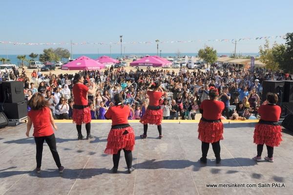 ZİÇEV Mersin Dans Festivali Büyüledi