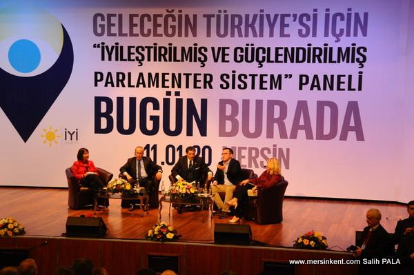 Akşener Parlamenter Sistemin Oluşumasını Başaracağız