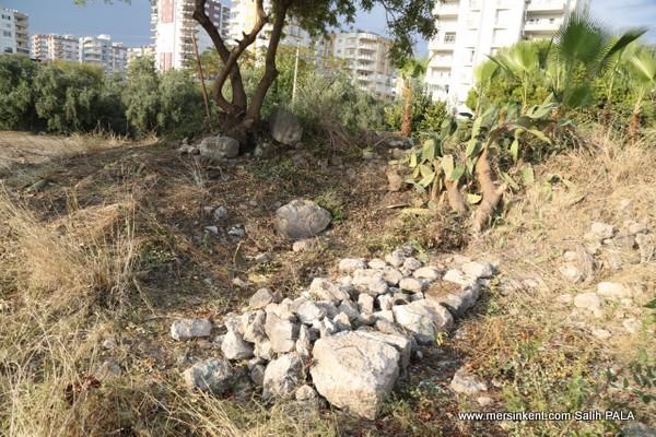 Aratos'un Mezar Yeri Mezitli Belediyesi'ne Bağışlandı